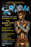 Sodom King Tut Party November 2009